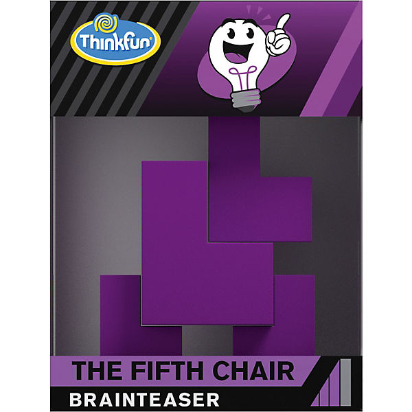 Thinkfun® The Fifth Chair