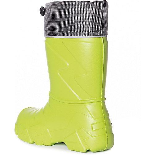 Резиновые сапоги со съемным носком BJÖRKA - зеленый от BJÖRKA