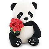Мягкая игрушка Orange Life Панда Бу: С любовью!, 20 см