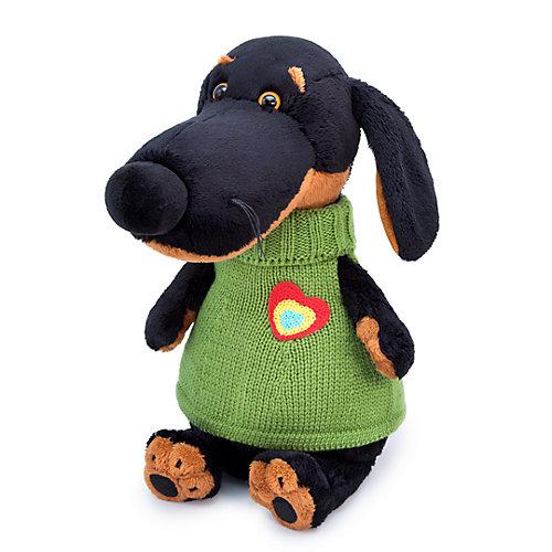 Мягкая игрушка Budi Basa Собака Ваксон в жилете с сердечком, 25 см от Budi Basa