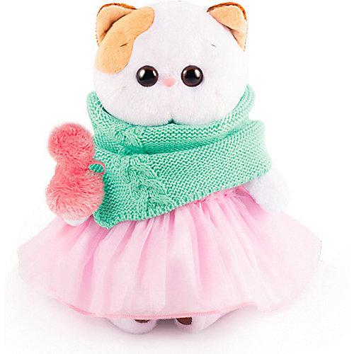 Мягкая игрушка Budi Basa Кошечка Ли-Ли в юбке со снудом, 27 см от Budi Basa