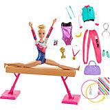 Игровой набор Barbie Гимнастка