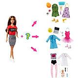 Игровой набор Barbie Загадочные профессии
