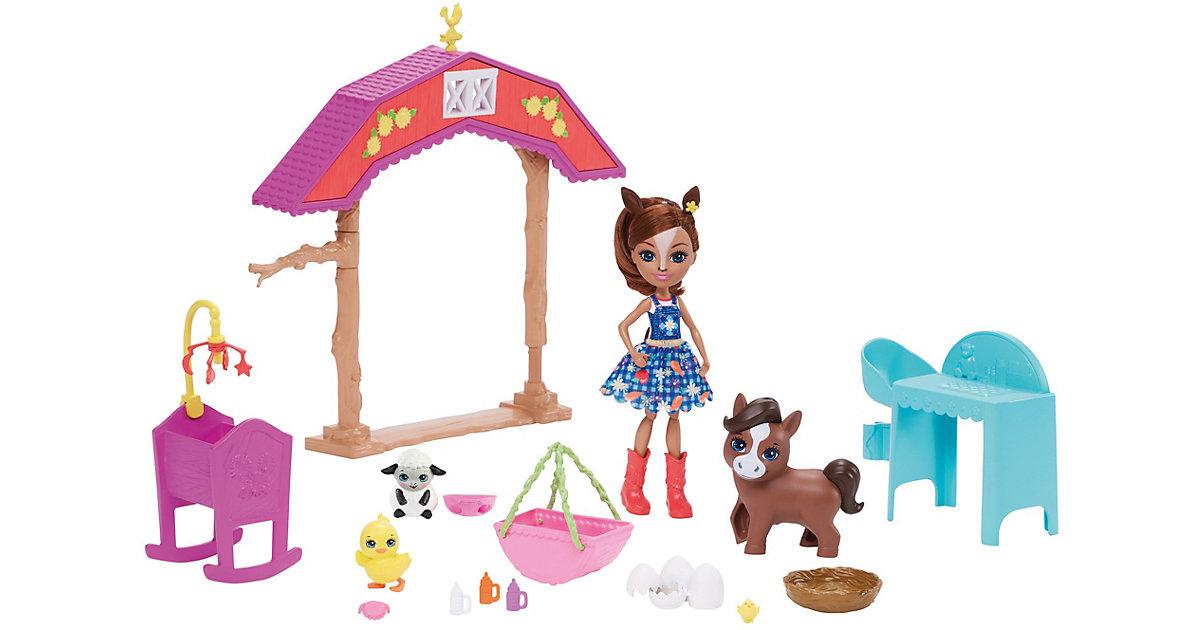 Enchantimals Pferdespaß-Kindergarten mit Haydie Horse & Trotter