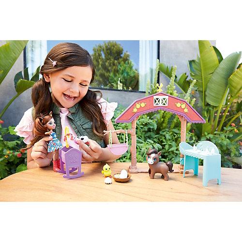 Игровой набор Enchantimals Звериная ферма Хейди Хорс от Mattel