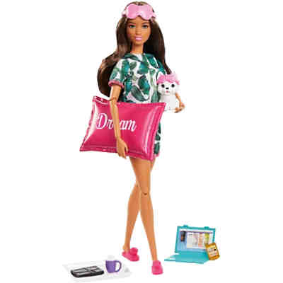 Barbie Wellness Dream Puppe und Spielset