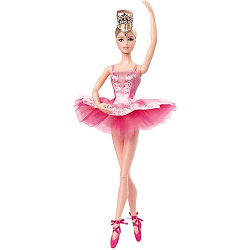 Коллекционная кукла Barbie Звезда балета от Mattel