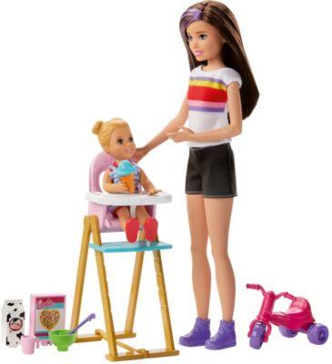 Barbie Skipper Babysitters Inc. Puppen und Schlafenszeit