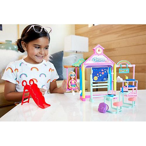 Игровой набор Barbie Челси в школе от Mattel