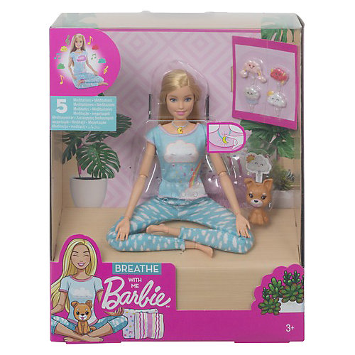 Игровой набор Barbie Йога от Mattel