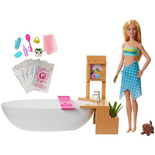 Игровой набор Barbie Спа-салон от Mattel