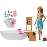 Игровой набор Barbie Спа-салон