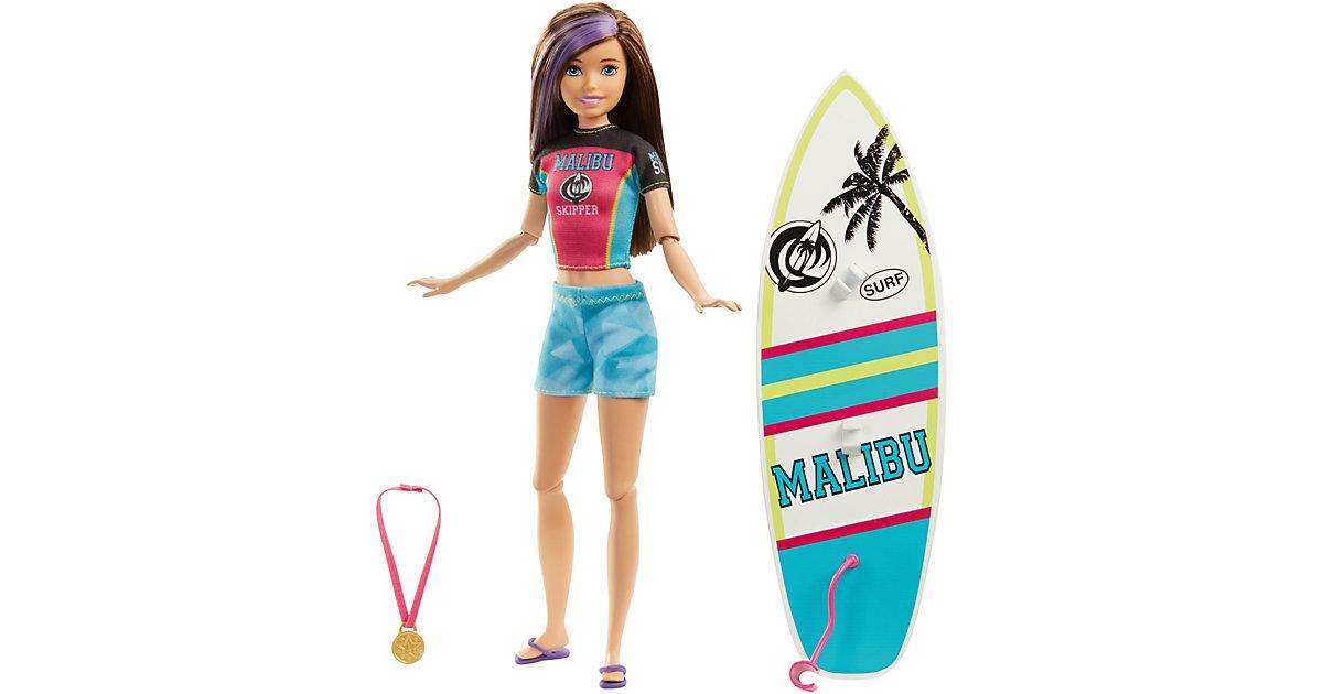 """Barbie """"Traumvilla Abenteuer"""" Surferin Skipper Puppe"""