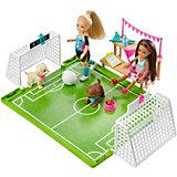 Игровой набор Barbie Футбол с Челси