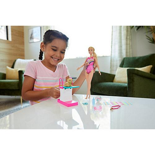 Игровой набор Barbie Чемпион по плаванию от Mattel