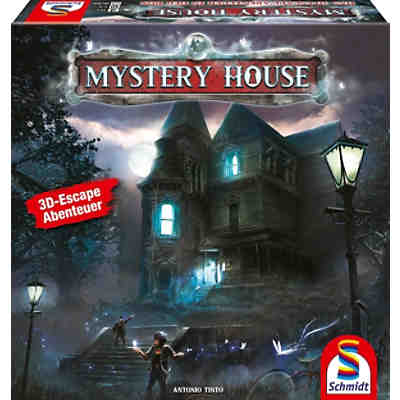 Mystery House, Escape Spiel