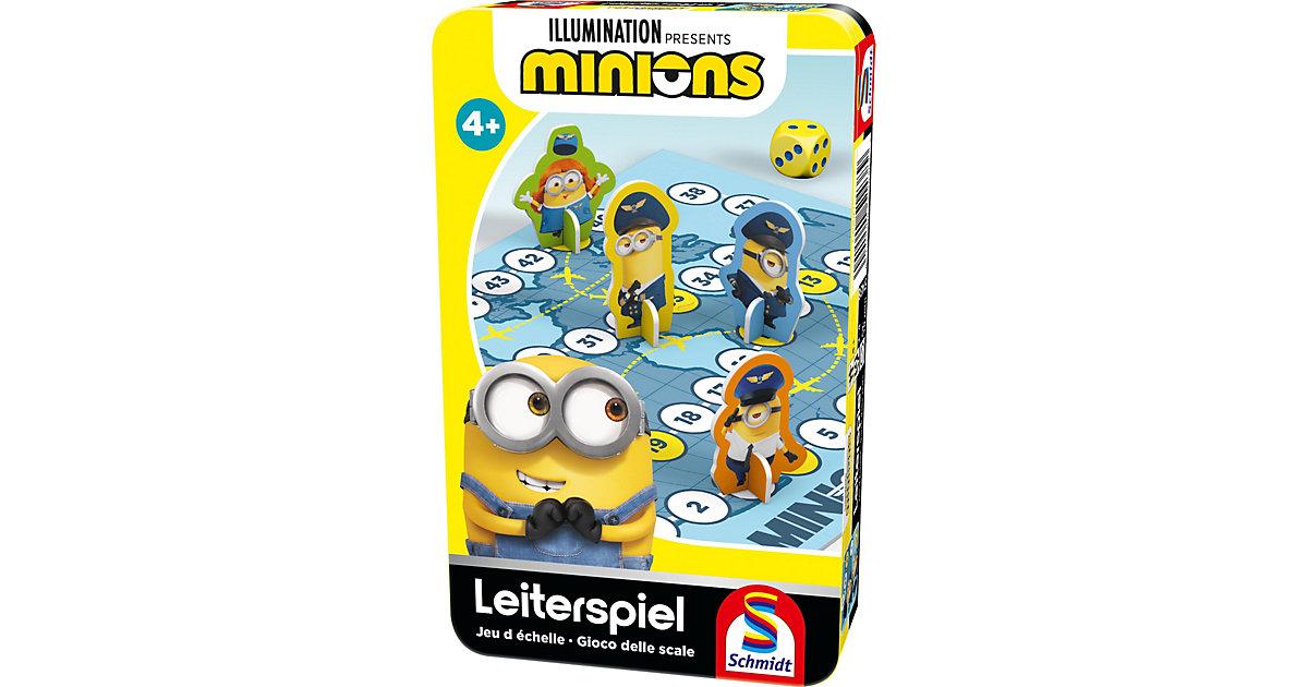 Minions Leiterspiel Mitbringspiel