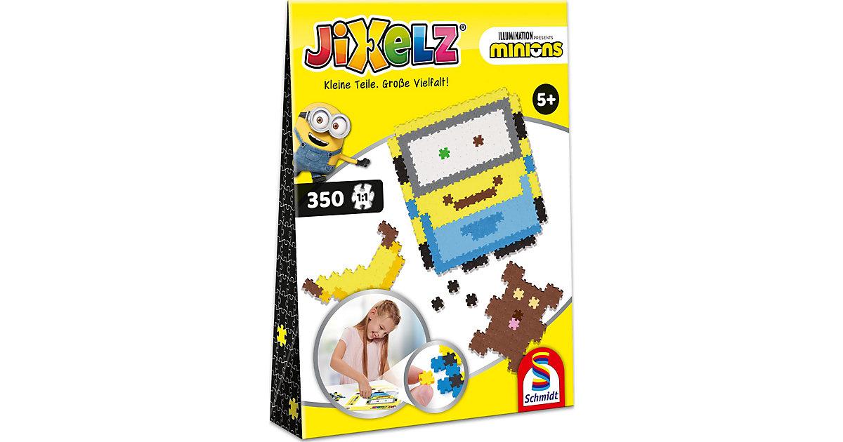 Jixelz Puzzle Minions 350 Teile