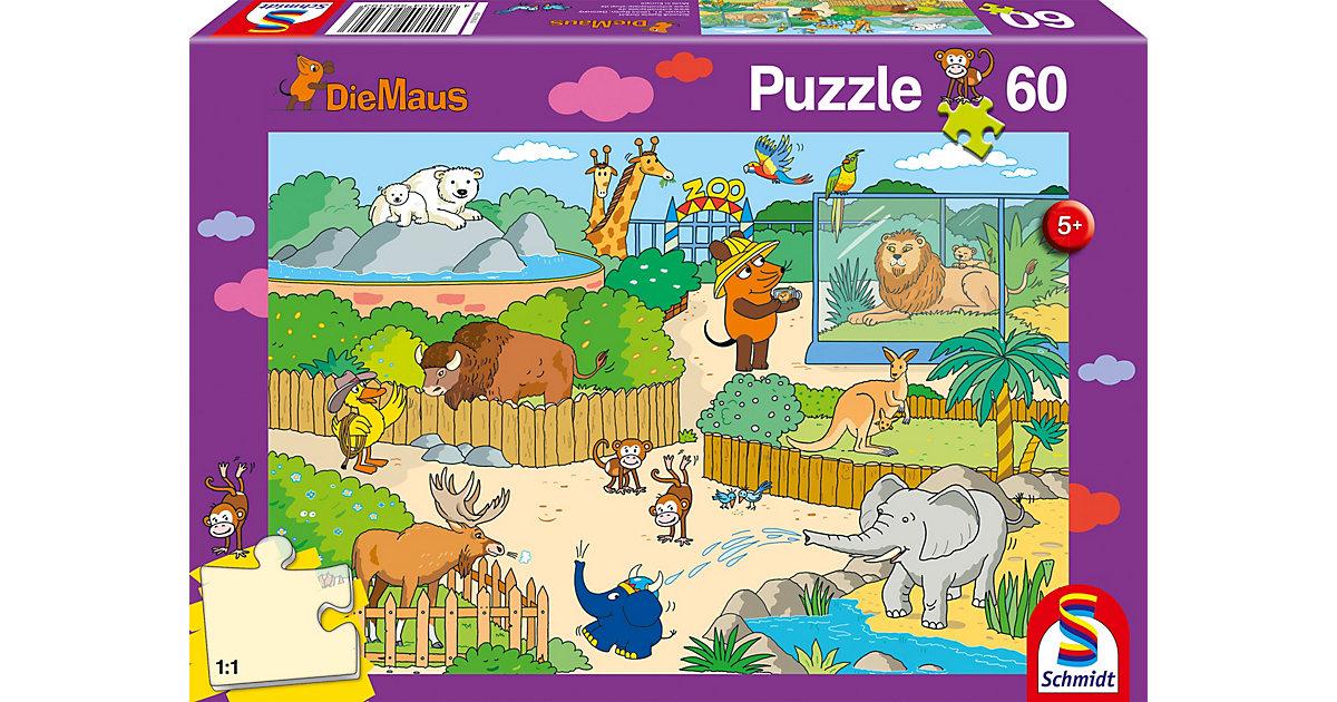 Im Zoo, 60 Teile