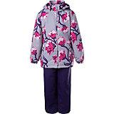 Комплект Huppa Yonne 1: куртка и полукомбинезон