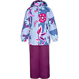 Комплект Huppa Yonne: куртка и полукомбинезон