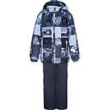 Комплект Huppa Yoko 1: куртка и полукомбинезон