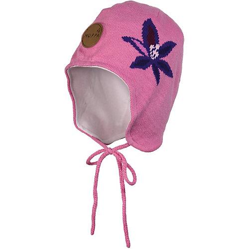 Шапка Huppa Silby - розовый от Huppa