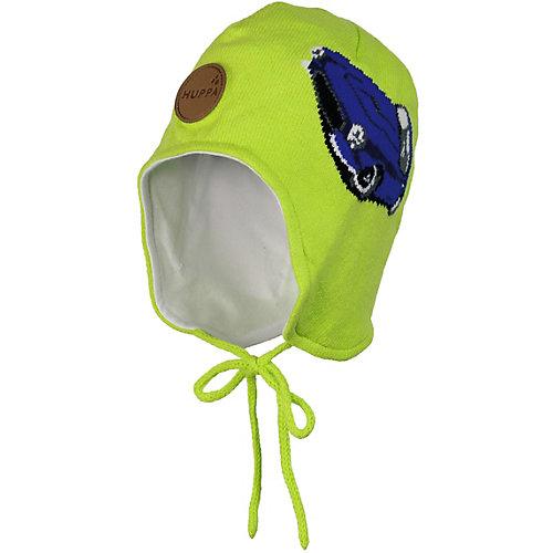 Шапка Huppa Silby - светло-зеленый от Huppa