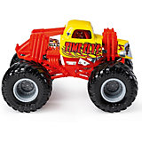 Мини-машинка Spin Master Monster Jam Time flys