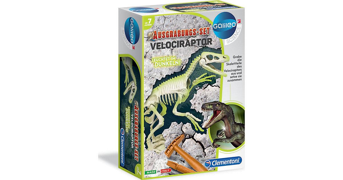 Ausgrabungs-Set Velociraptor