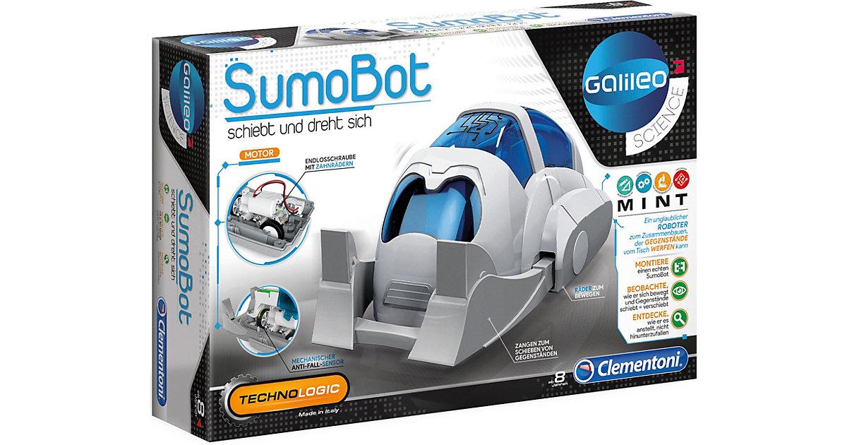 SumoBot - Roboter zum Zusammmenbauen