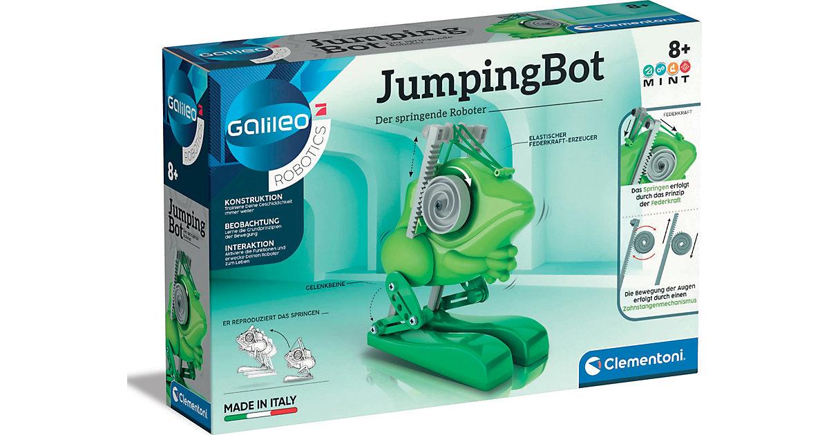 JumpingBot - Der springende Roboter