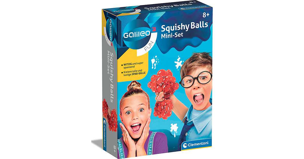 Squishy Balls