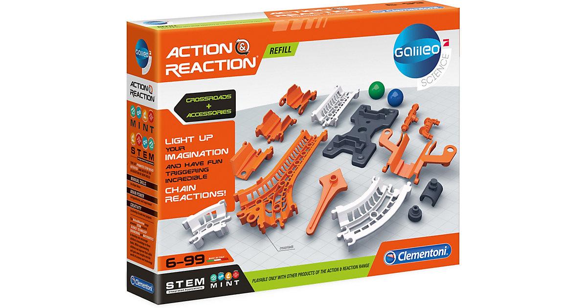 Action & Reaction - Kreuzungen und Übergänge