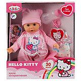 """Интерактивный пупс """"Hello Kitty"""", 35см, в розовом"""