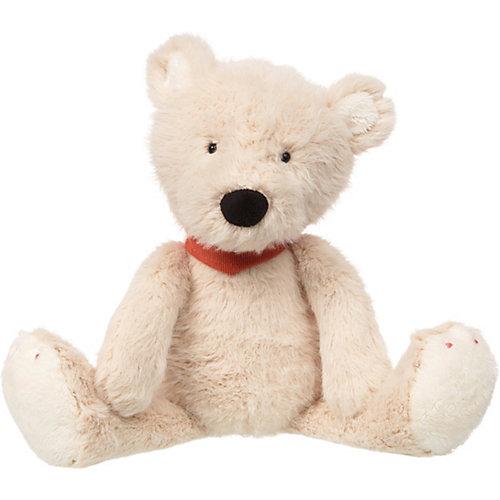 Мягкая игрушка Sigikid Белоснежный Мишка, Милая коллекция, 35 см от Sigikid