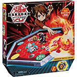 Игровой набор Spin Master Bakugan Арена, красная