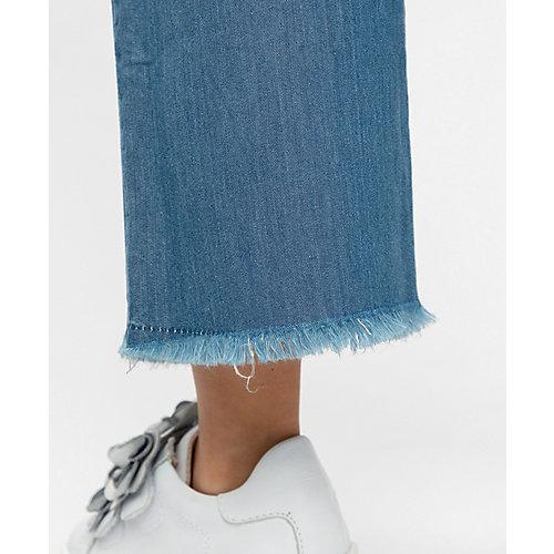 Джинсы Button Blue - голубой от Button Blue