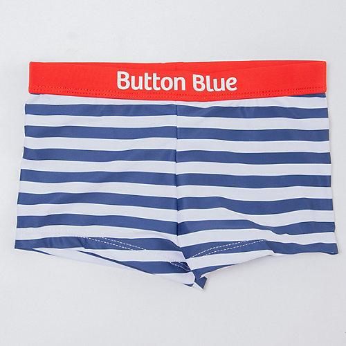 Плавки Button Blue - синий от Button Blue