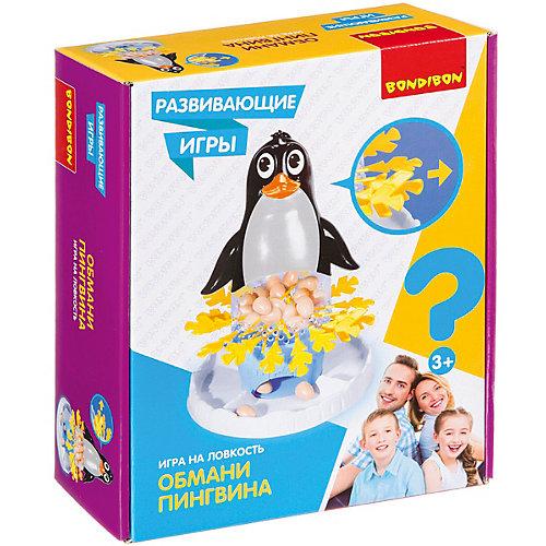 Развивающая игра Bondibon Обмани пингвина от Bondibon
