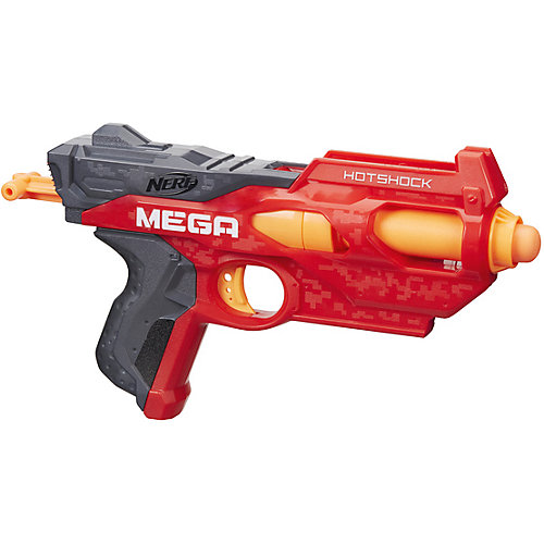 Бластер Nerf Mega Хотшок от Hasbro