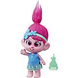 Кукла Trolls World Tour Малышка Розочка, 30 см