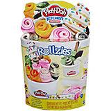"""Игровой набор Play-Doh Kitchen Creations """"Взрыв цвета"""" Мороженое"""
