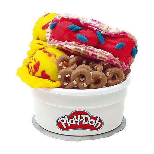 """Игровой набор Play-Doh Kitchen Creations """"Взрыв цвета"""" Мороженое от Hasbro"""