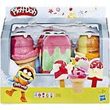 Игровой набор Play-Doh Холодильник с мороженым