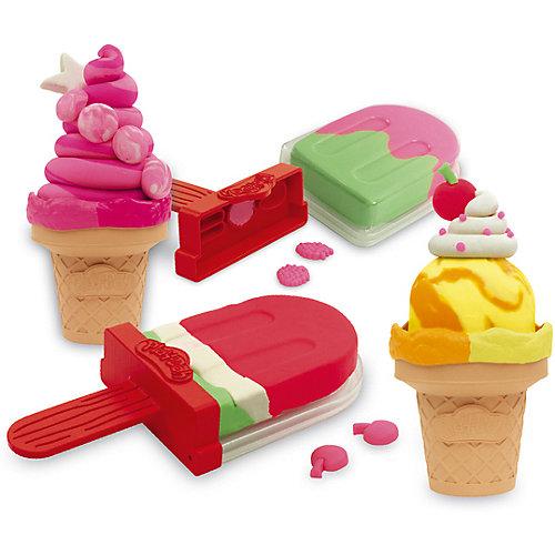 Игровой набор Play-Doh Холодильник с мороженым от Hasbro