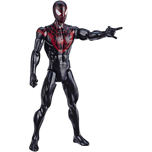 Игровая фигурка Marvel Spider-Man Titan Hero Series Майлз Моралез, 30 см от Hasbro