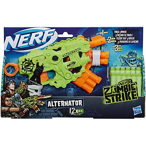 Бластер Nerf Zombi Strike Альтернатор от Hasbro