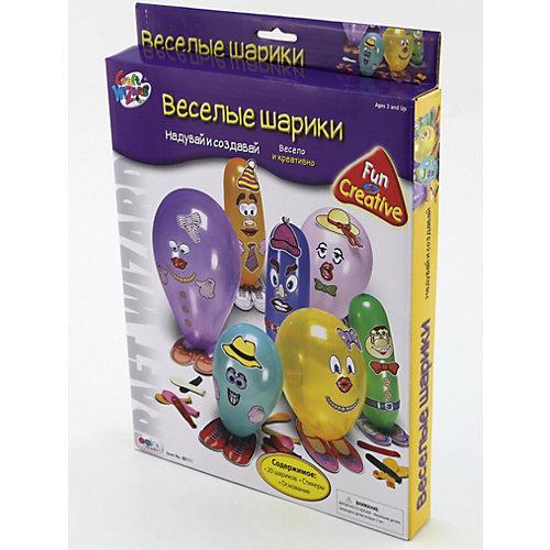 "Набор для творчества Galey Toys ""Веселые шарики"" от Galey Toys"