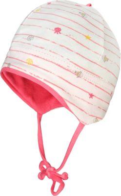 Baby Erstlingsmütze mit UV-Schutz von MaxiMo